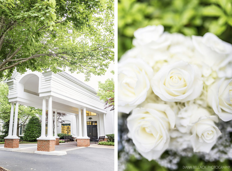 An Outdoor Wedding Ceremony At London S Hunt Club: Virginia Wedding Photographer