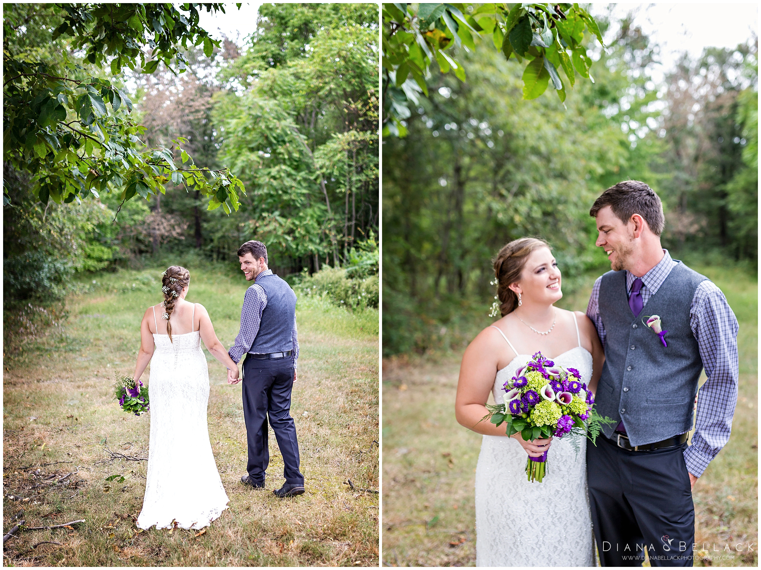 Photographer Leesburg  A Rustic Backyard Wedding  Leesburg, VA  Jamey & Laura  Diana Bellack Photography ...